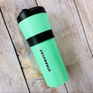 Starbucks Limited Edition Mint Green Tumbler
